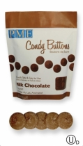 PME Candy Buttons, maitosuklaa, 340 g