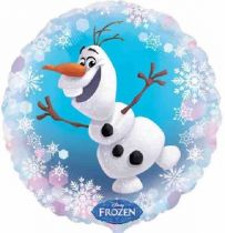 Foliopallo Frozen Olof