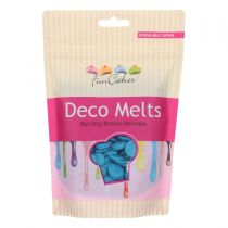 Funcakes Deco Melts sininen