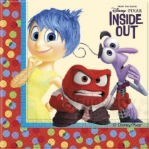 Inside out lautasliina