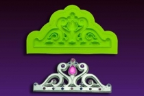 Marvelous Molds silikonimuotti, Mini Majestic Tiara