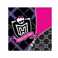 Monster High lautasliinat, 20 kpl