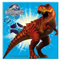 Jurassic World lautasliinat
