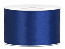Satiininauha 38mm navy blue