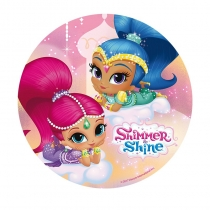 Shimmer and Shine kakkukuva