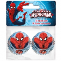 Spiderman minimuffinssivuoka